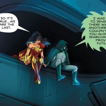 Immortal Womder Woman Vs Immortal Hulk For End Of Universe (Spoilers)