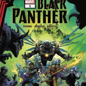 King In Black Black Panther #1 Review: Knuckle Up