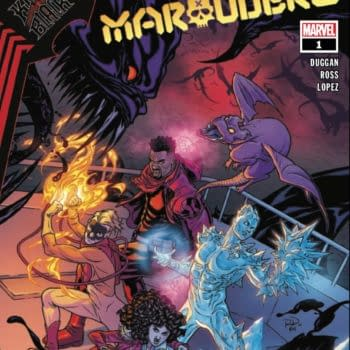 King In Black Marauders #1 Review: Transcends The Tedious