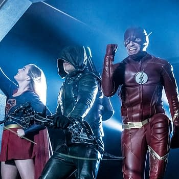 Legends of Tomorrow: Caity Lotz Honors Arrowverse Trinity in S07 Post
