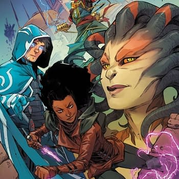 ComicsPRO: What Is Boom Studios Magic: The Gathering Surprise
