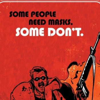 """Rorschach #5's """"Some People Need Masks, Some Don't"""" Attracts Criticism"""
