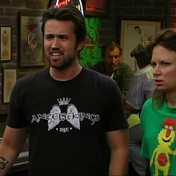 Its Always Sunny in Philadelphia Actor on Who Made Gail So Snaily