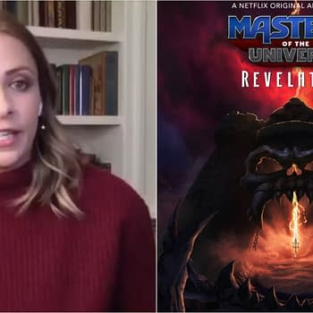 MOTU: Revelation: Sarah Michelle Gellar on Teela Kevin Smith &#038 More