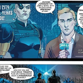 Fox News And The Fox Family In DC Comics Future State (Spoilers)