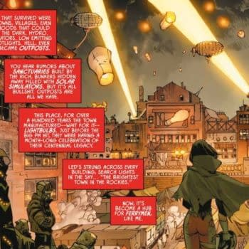 Scott Snyder and Tony Daniels' Nocterra - About Our Own Dark Times