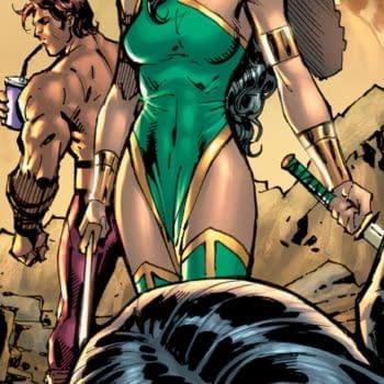 Grunge Of Gen-13 Returns To DC Comics In May?