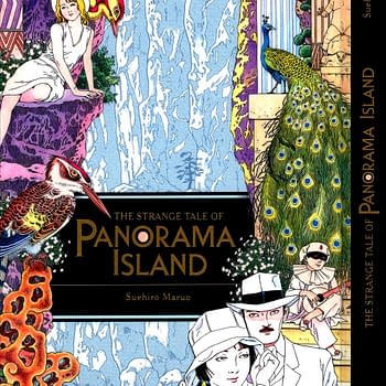 A Visit To Panorama Island in The Strange Tale Of Panorama Island