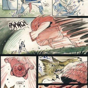 Preview: Peach Momoko Demon Days X-Men