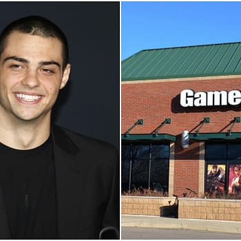 Gamestop Stocks Film Coming To Netflix Noah Centineo To Star