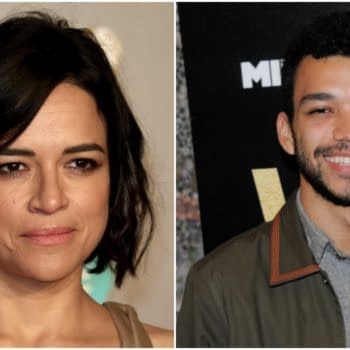 Michelle Rodriguez and Justice Smith Join the Dungeons & Dragons Movie