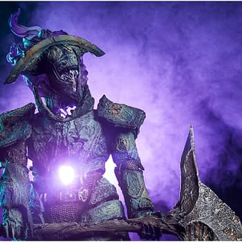 Sideshow Debuts Oathbreaker Strÿfe For Their Court of the Dead Line