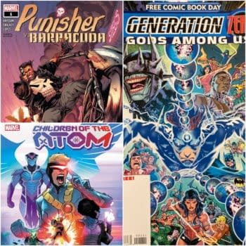 3 Marvel/DC Comics From 2020 That Were Pulped But Never Sold