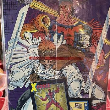 X-Force #1 With Deadpool Card Sells For $100 Are You All Insane