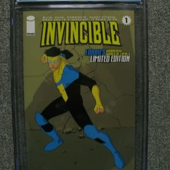Is $222 For Invincible #1 A Steal Right Now?