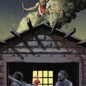 Scout's Honor #2 Review: Ratchets Up The Tension