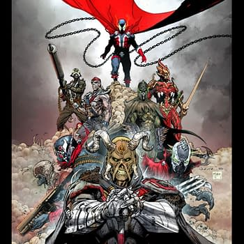 Todd McFarlane Talks To Bleeding Cool About King Spawn #1 In August