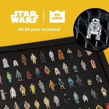 Star Wars Kenner Figures Return as Collectible Pins From Numskull