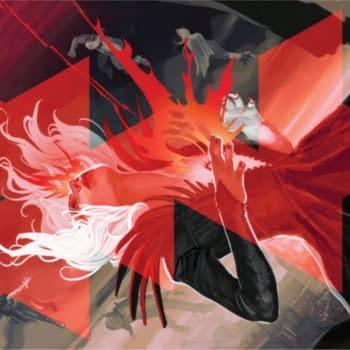Stephanie Hans and Kieron Gillen Win World Fantasy Award For DIE