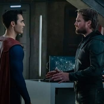 Superman &#038 Lois Promo Earns Stephen Amells Arrowverse Approval