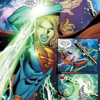 Supergirl - The Most Powerful Person In The DC Universe? (Spoilers)