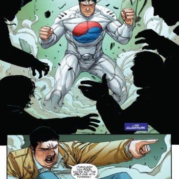 "Taskmaster #3 At $15 Over ""South Korean Captain America"" Taegukgi"