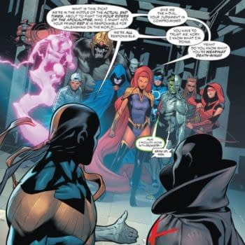 Red X And Nightwing – Or Is It D*ckstroke? It's Better Than Shazadam