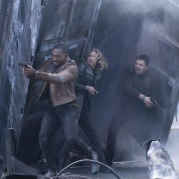 "Marvel Studios: Kevin Feige on ""Falcon"" Eps, Future of Netflix Series"