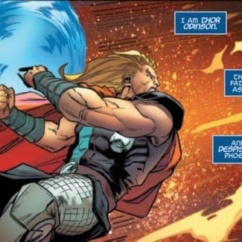 TOLDJA: Avengers #42 Reveals Thor's True Lineage