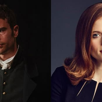 The Time Travelers Wife: Rose Leslie Theo James Cast in HBO Series