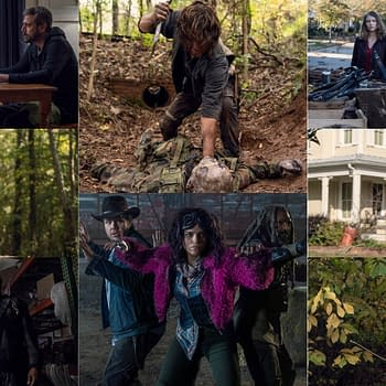 New The Walking Dead Season 10C Images: Princess Maggie Negan &#038 More