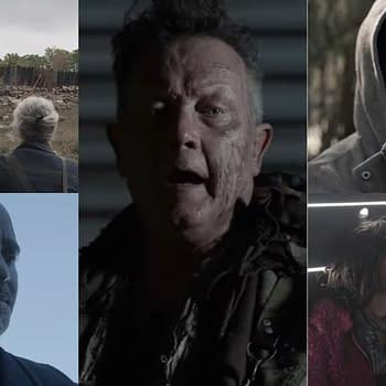 The Walking Dead S10E17 Preview Lauren Cohan Talks Maggie &#038 More