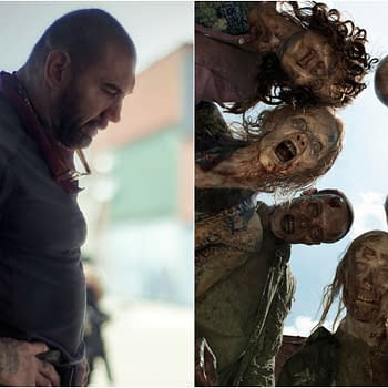 The Walking Dead Told Dave Bautista He Was Too Big to Be a Walker