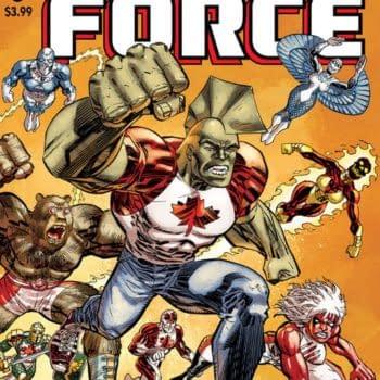 Savage Dragon Spins Off North Force Comic From Erik Larsen