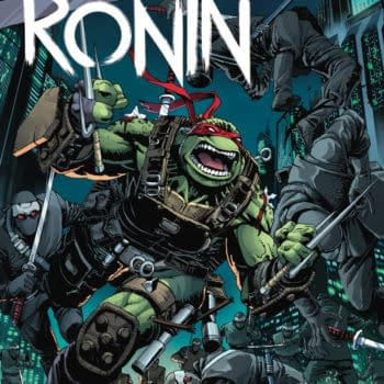 TMNT: The Last Ronin #2 130,000 Orders Are An All-Time Record For IDW