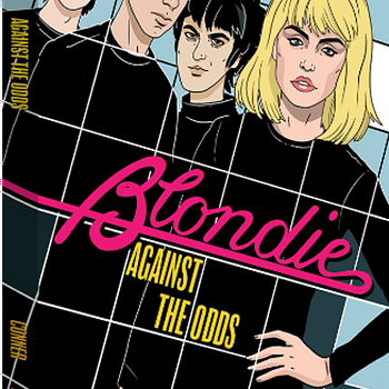 Amanda Conner Jimmy Palmiotti John McCreas Blondie Graphic Novel
