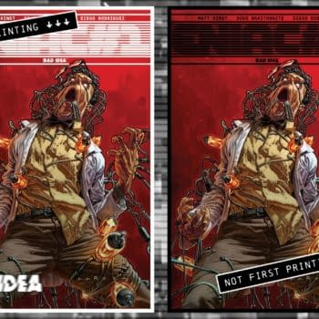Bad Idea Comics To Launch Not-First-Printing Variants