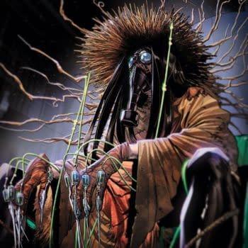Jorge Jimenez' New-Look Scarecrow For Infinite Frontier