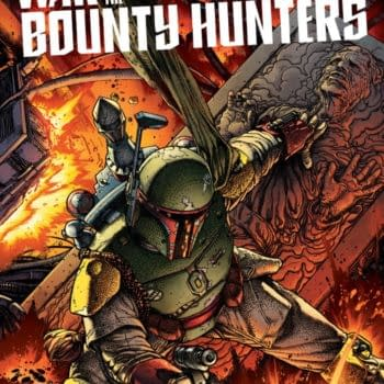 Marvel Publishes Biggest Star Wars Event, War Of The Bounty Hunters