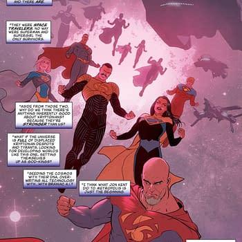 Supermans Infinite Frontier Kryptonians &#8211 Have We Met Them Before