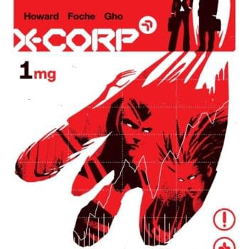 Marvel Launches X-Corp In May