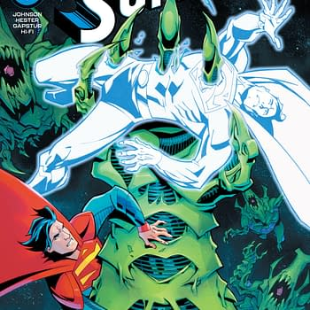 Two New Villains Debut In Superman #29 - Projectress And