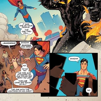 The World Wakes Up To Shazadam Being A Thing In Infinite Frontier #0