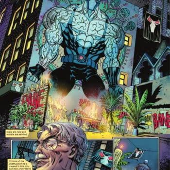 Guillem March's Joker and Karmen - The Bleeding Cool Bestseller List