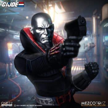 G.I. Joe Destro Makes His Explosive Entrance at Mezco Toyz