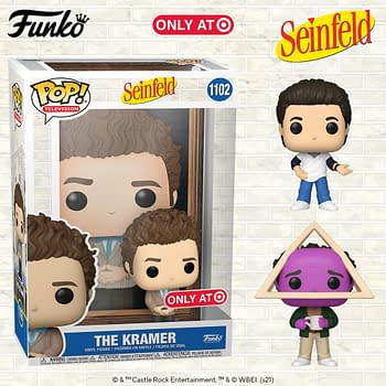 Seinfeld Exclusives Revealed by Funko With Pops, Tees, and More