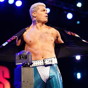 Cody Rhodes Talks Making New Stars in AEW