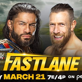 Daniel Bryan vs. Roman Reigns Set for WWE Fastlane