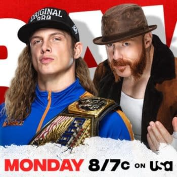 Sheamus will take on Riddle in a match to prove who's the toughest bro on WWE Raw this week.