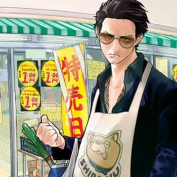 The Way of the Househusband: Preview Netflix's Yakuza Comedy Anime